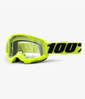 Goggles 100% Strata 2 Yellow