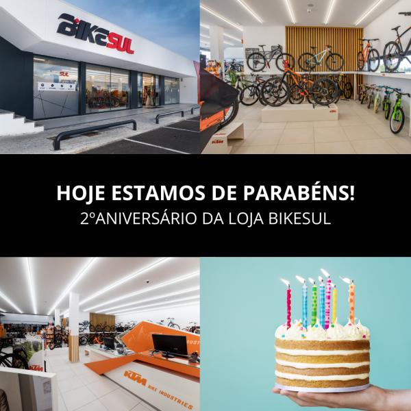 aniversário da bikesul