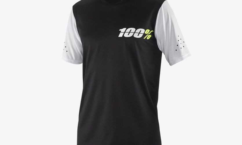100% Ridecamp  Curt Black Jersey