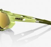 100% Speedcraft Metallic Bronze Lenses