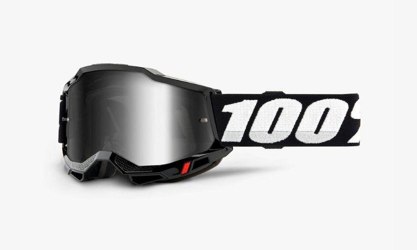 Goggles 100% Accuri 2 Enduro Preto