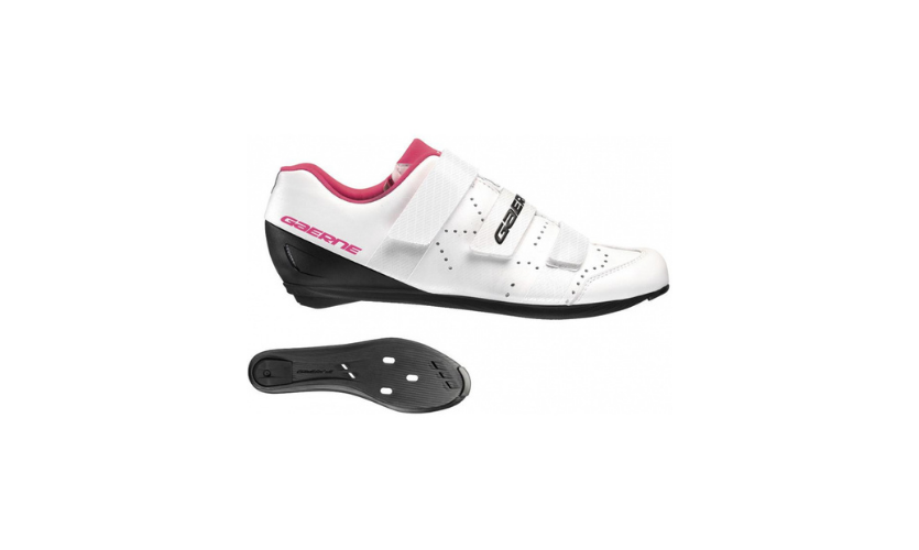 Gaerne Women G.Record White/Fuxia Shoes