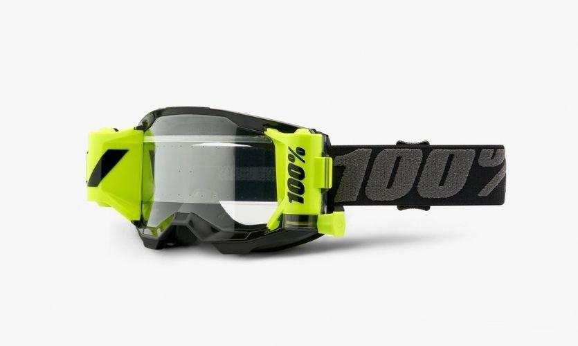 Goggles 100% Strata 2 Forecast Black