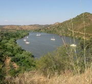 The Guadiana River