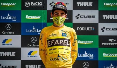 André Domingues, ciclista