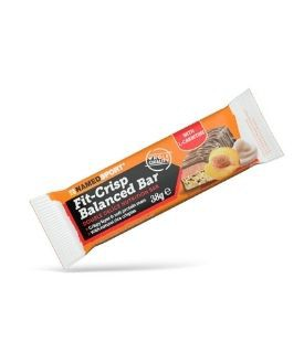 NAMEDSPORT FIT CRISP BALANCED BAR yogurt peach 38g