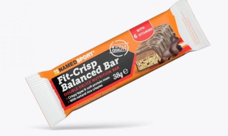 Named Sport Fit-Crisp Balanced Bar Exquisite Chocolate - 38G