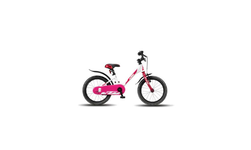 Bicicleta Ktm 1.16 Menina Branco/Rosa