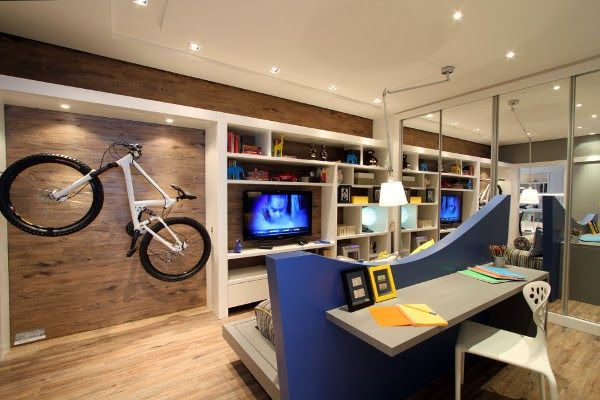 bike at home