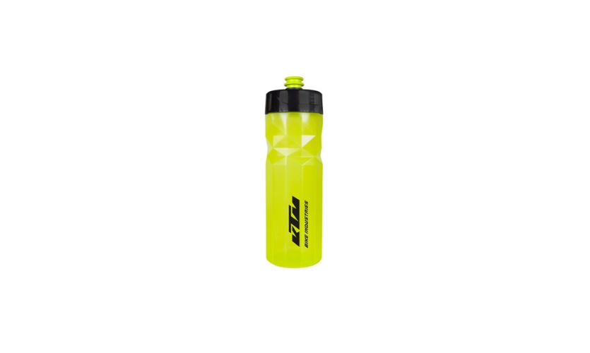Bidon Ktm Team 700 Amarelo Neon 700ml