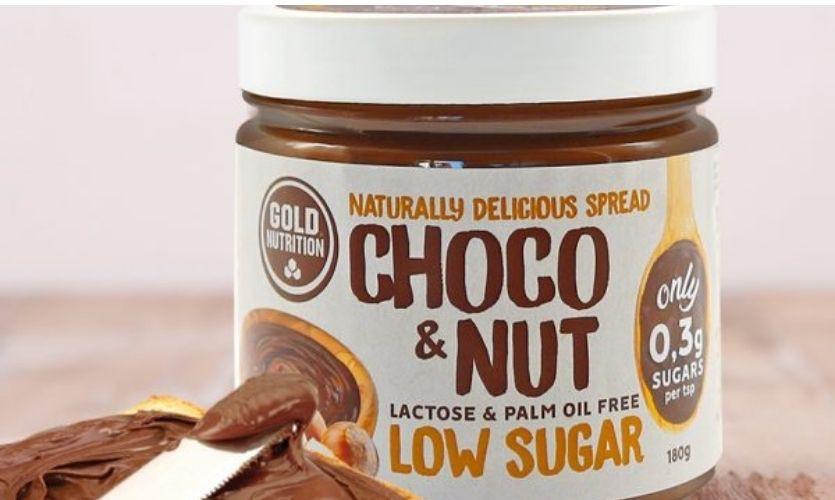 Choco&Nut Golden Nutrition