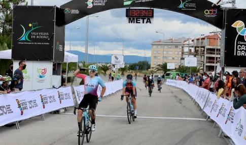 Maria Martins cyclist