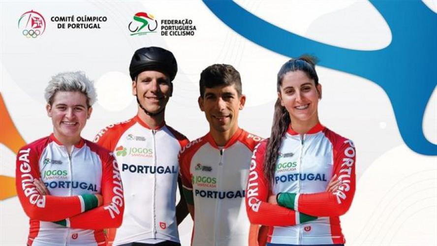ciclistas que vão representar Portugal nos Jogos Olímpicos