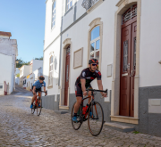 Dois Ciclistas em Alte