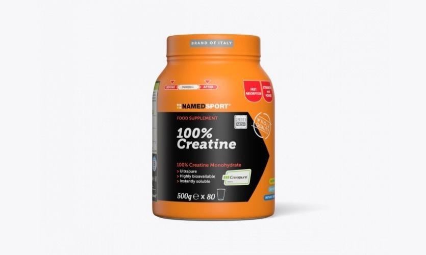 100% Creatine - 500G