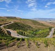 Uma bela paisagem do Douro Vinhateiro