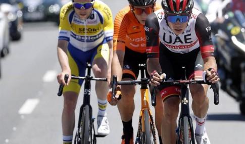 Rui Oliveira cyclist