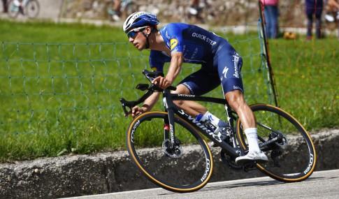 João Almeida at the Tour of Germany