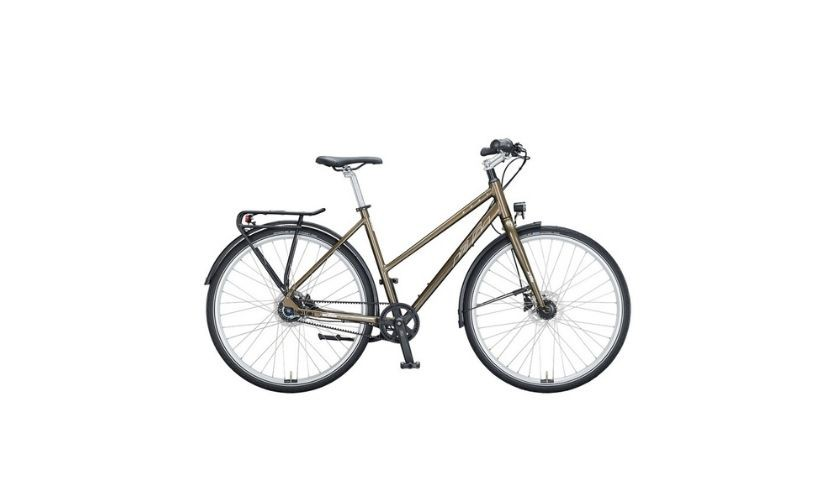 Ktm Kent Da 2021 Bike