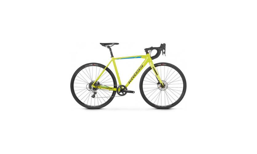 Bic.Kross Vento Cx 4.0 Yellow-Blue Krvec428