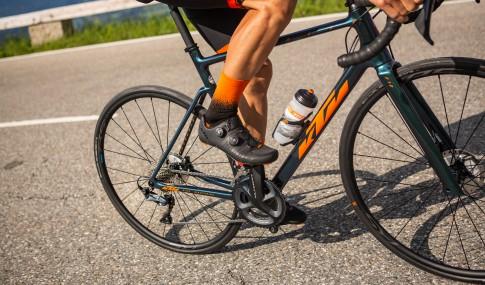 sapatos de ciclista