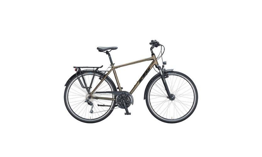Ktm Life Time Castanho 2021 bike