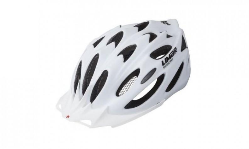 Limar 757 Superlight Matt White Helmet