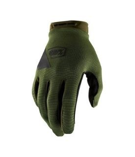 100% Ridecamp Fatigue Gloves w / Fingers