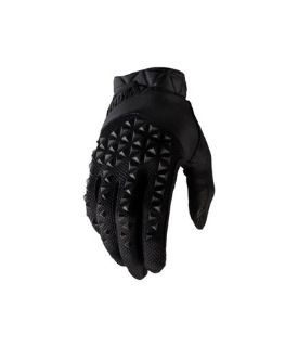 Gloves 100% Geomatic Black w / Fingers