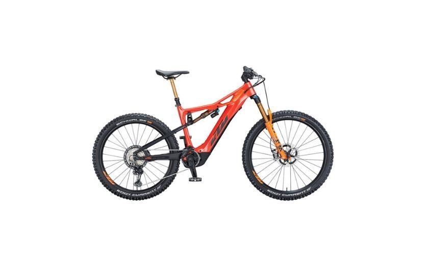 Bicicleta Ktm Macina Kapoho Prestige 2021