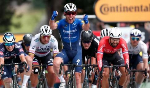 Mark Cavendish vence etapa