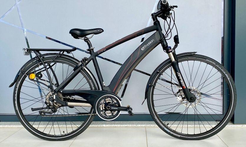 Bicicleta BH City Nitro