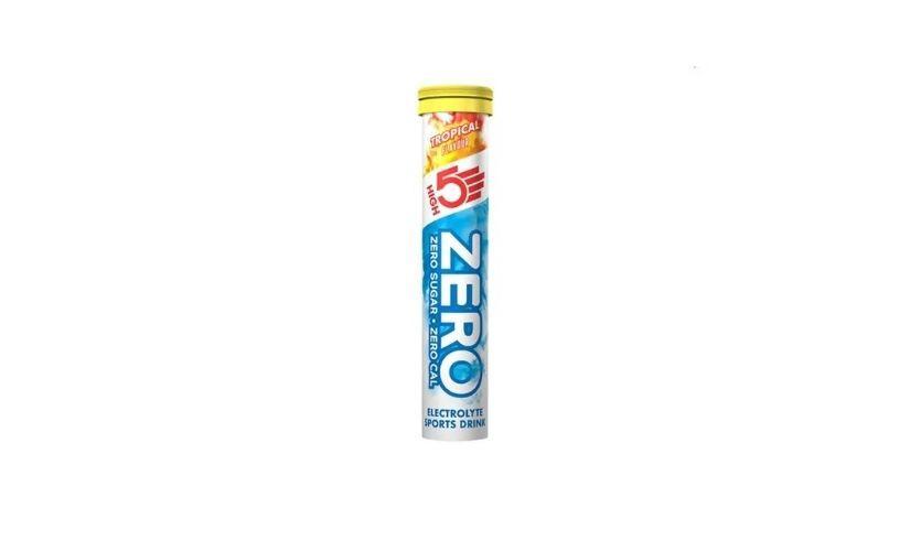 Pastilhas High5 Zero sabor tropical