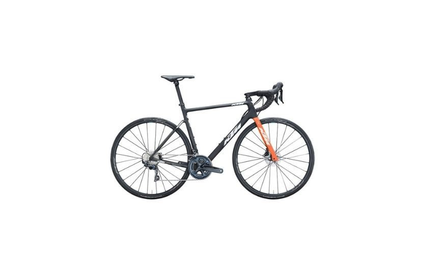 Ktm Revelator Alto Master Team Orange 2021 Bike