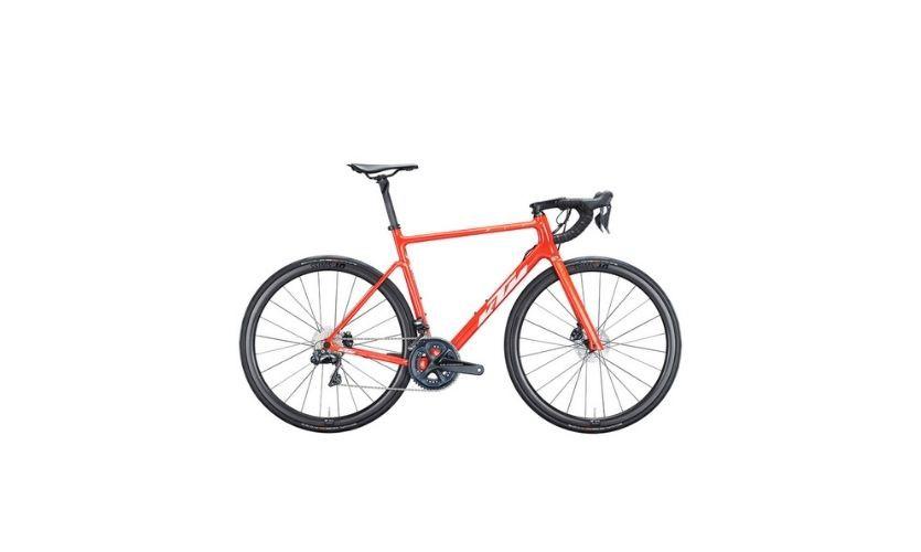 Ktm Revelator Alto Master Red 2021 Bike