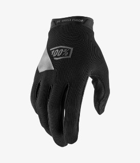 100% Ridecamp Black Gloves