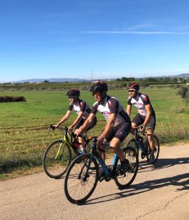 ciclismo no Algarve