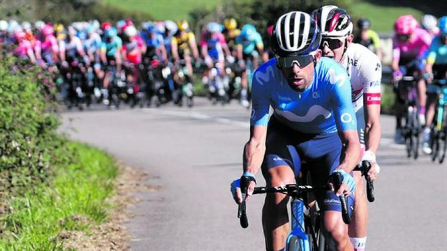 Roglic na Vuelta