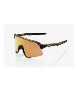 100% S3 Peter Sagan Lenses Hiper Gold Glasses