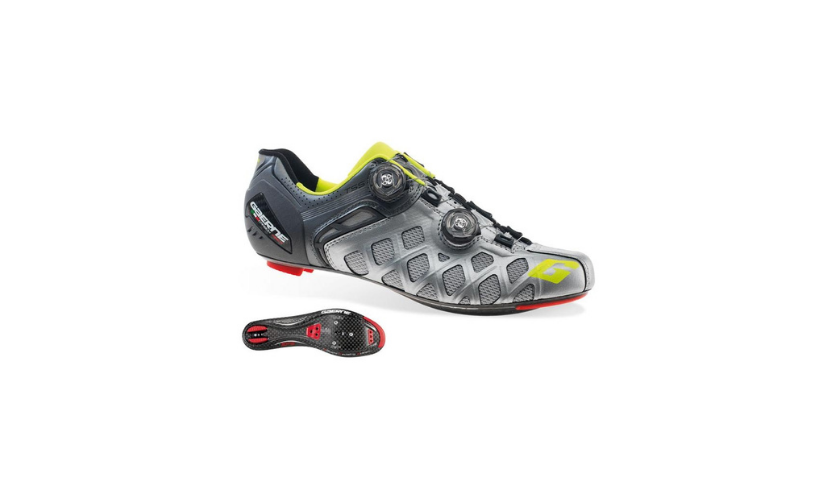 Gaerne Carbon G.Stilo Summer Silver Shoes