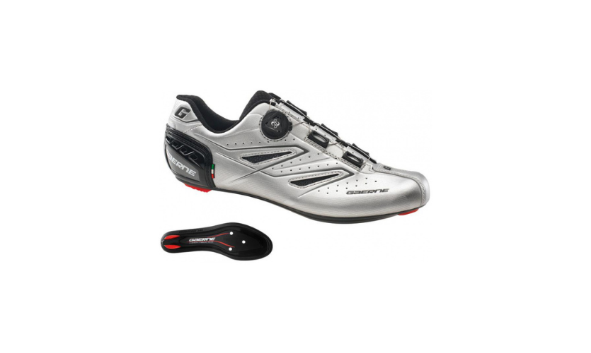 Gaerne G.Tornado Silver Shoes