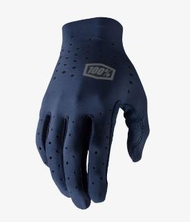 Luvas 100% Sling Azul C/ Dedos
