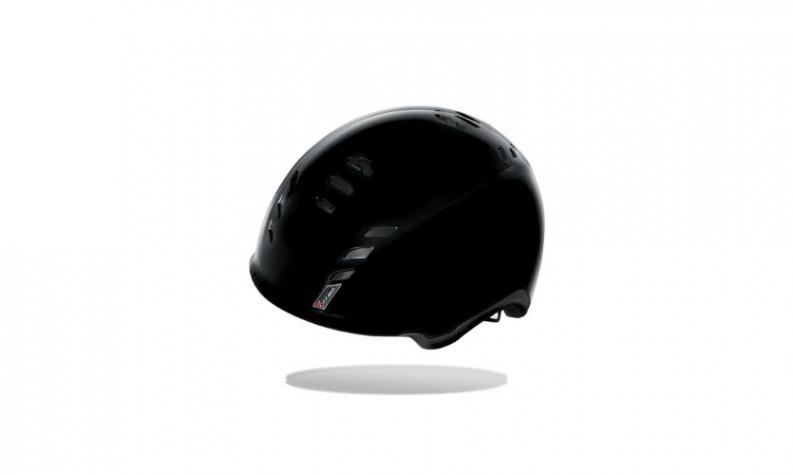 Suomy E-Cube Black Glossy Helmet
