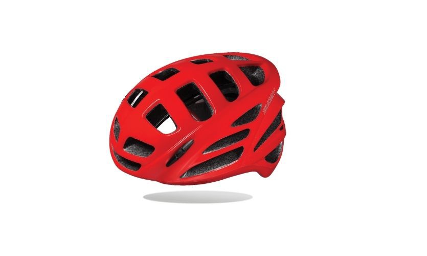 Capacete Suomy First Gun Red Glossy