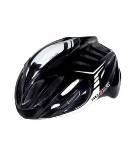 Suomy Timeless Black/White Helmet