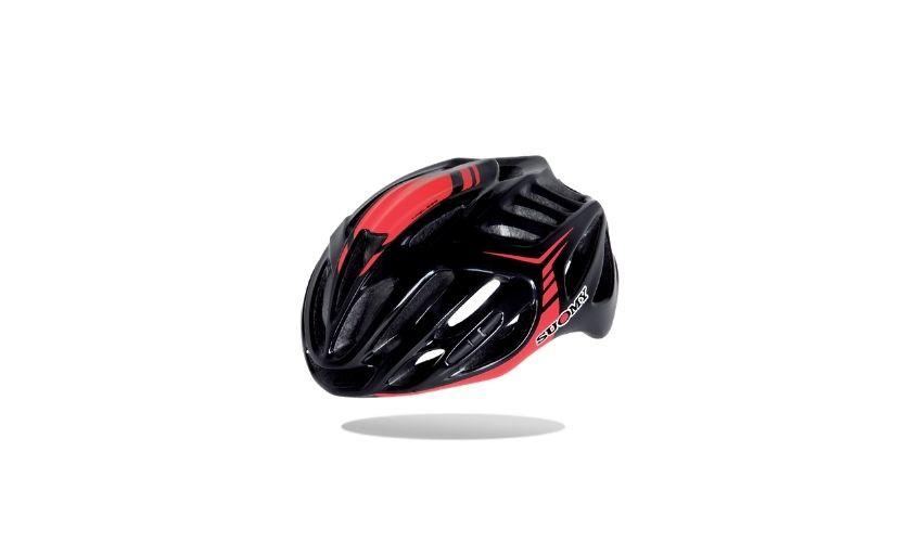 Suomy Timeless Black/Red Helmet