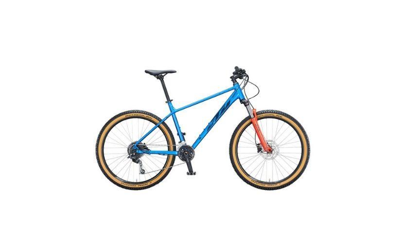 Bicicleta Ktm Ultra Fun 27'' Azul 2021