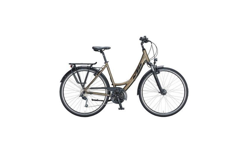 Bicicleta Ktm Life Time Castanho Us 2021